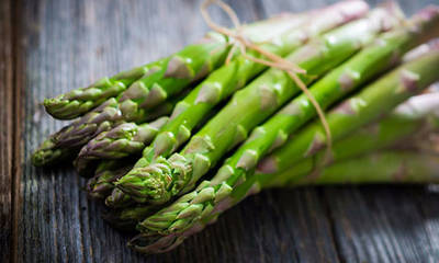Time to indulge yourself in asparagus